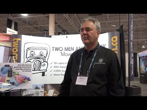 Franchisor Q&A: TWO MEN AND A TRUCK Canada