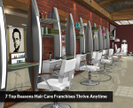 7 Top Reasons Hair Care Franchises Thrive Anytime