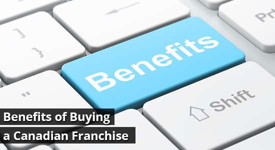 Benefits of Buying a Canadian Franchise