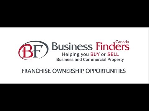 Business Finders Canada Franchising