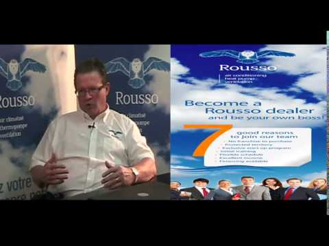 Franchise opportunities in Canada Rousso