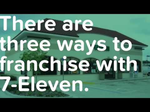 7-Eleven Franchise 101 - All You Need to Know About 7-Eleven Franchising