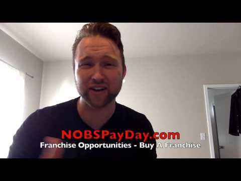 Franchise Opportunities - How To Buy A Franchise With Little Investment